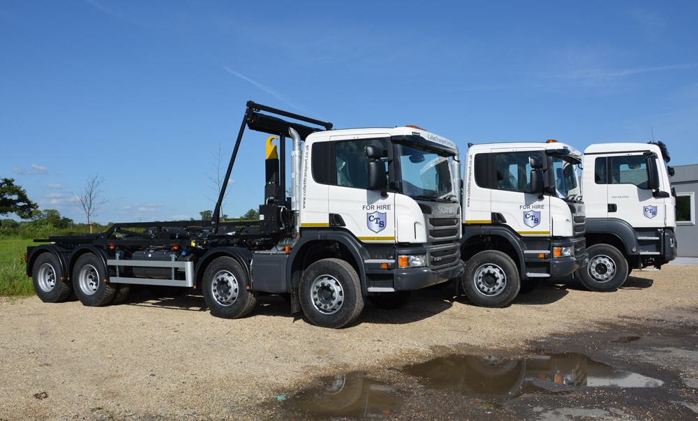 CTS Expands Fleet With New Hookloaders