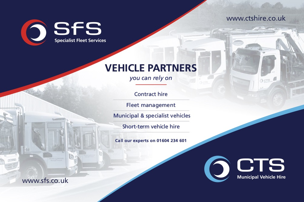 Vehicle partners you can rely on at Letsrecyclelive - Stand L5