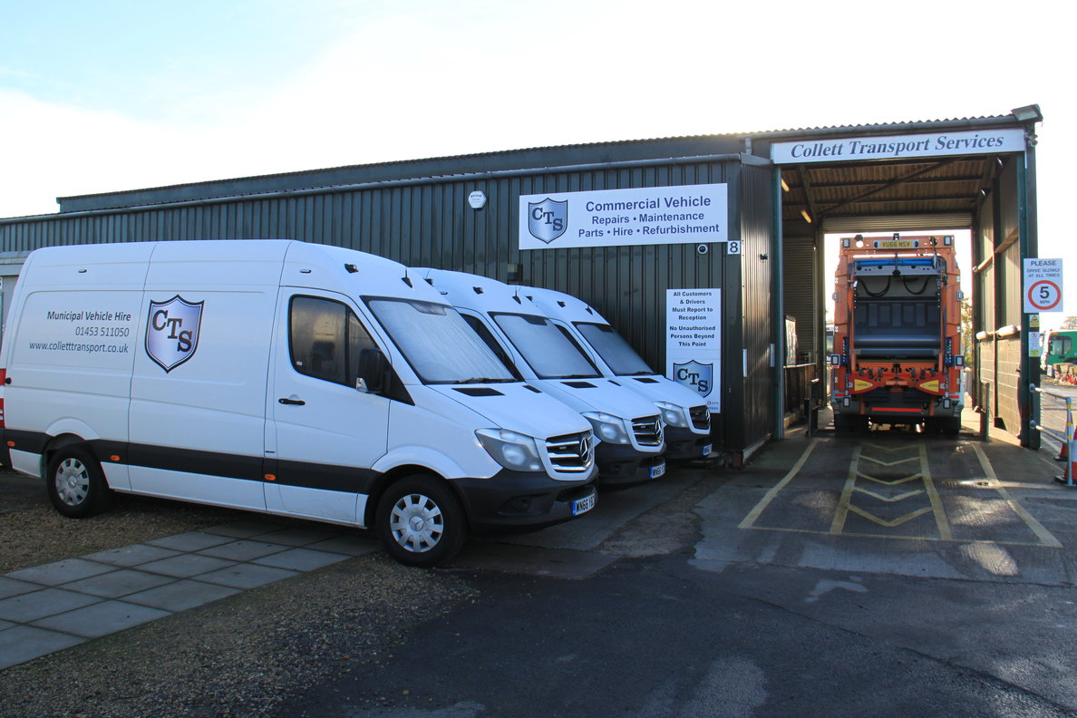 New Service Fleet At CTS