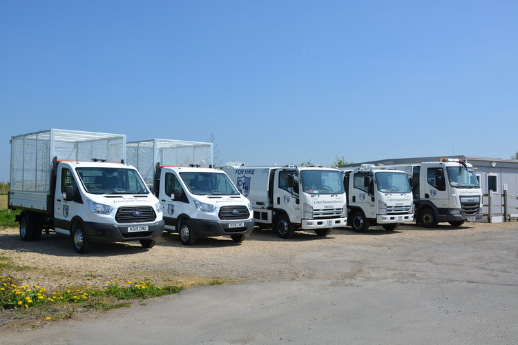 CTS Expands Euro 6 Hire Fleet